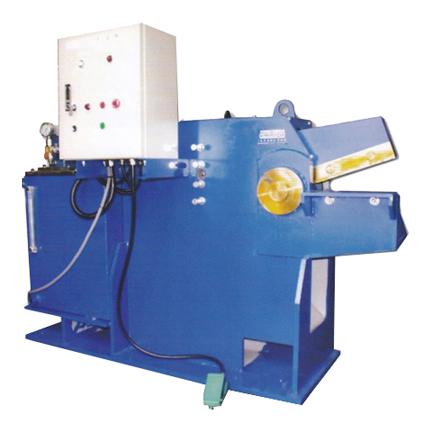 油圧式アリゲーターシャー5.5型